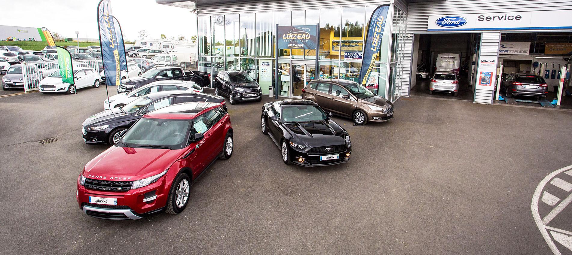 Achat vente de voitures d 39 occasion en vend e garage loizeau for Garage renault vendee